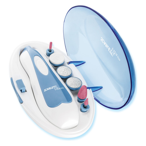 Маникюрный набор SCARLETT SC-MS95007, синий