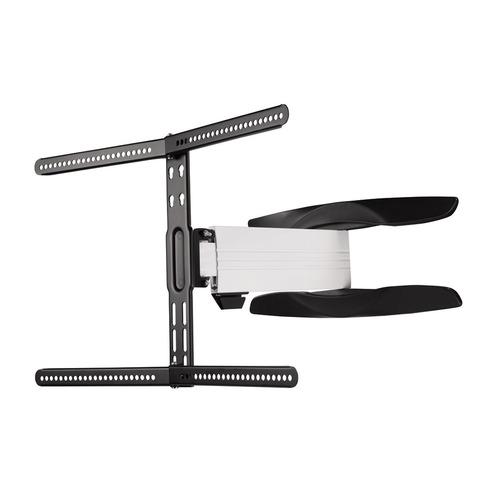Фото - Кронштейн для телевизора HAMA H-118634, 32-65, настенный, поворотно-выдвижной и наклонный выдвижной ящик kyriel для гардероба