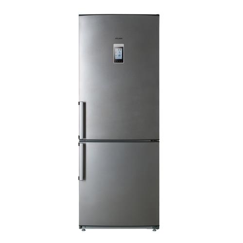 Холодильник АТЛАНТ 4521-080-ND, двухкамерный, серебристый