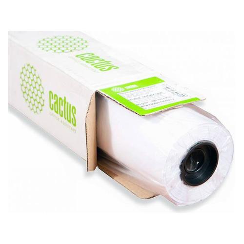 Бумага Cactus Eco CS-LFP80-914457E 36(A0) 914мм-45.7м/80г/м2/белый CIE155% для струйной печати втул