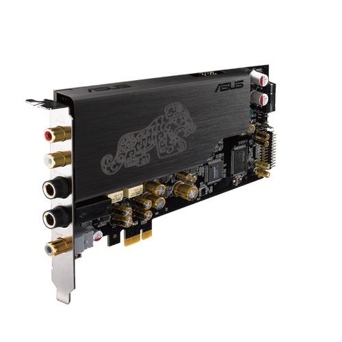 цена на Звуковая карта PCI-E ASUS Essence STX II, 2.1, Ret [estx_ii]