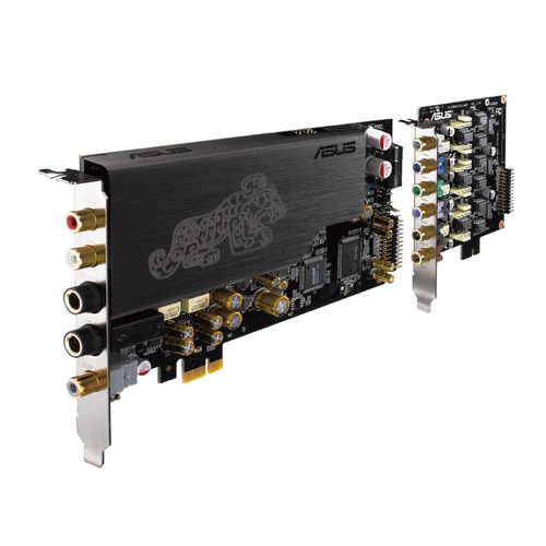 цена на Звуковая карта PCI-E ASUS Essence STX II 7.1, 7.1, Ret
