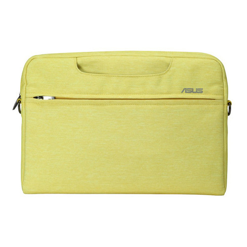 Сумка для ноутбука 12 ASUS EOSSHOULDERBAG, желтый [90xb01d0-bba020]