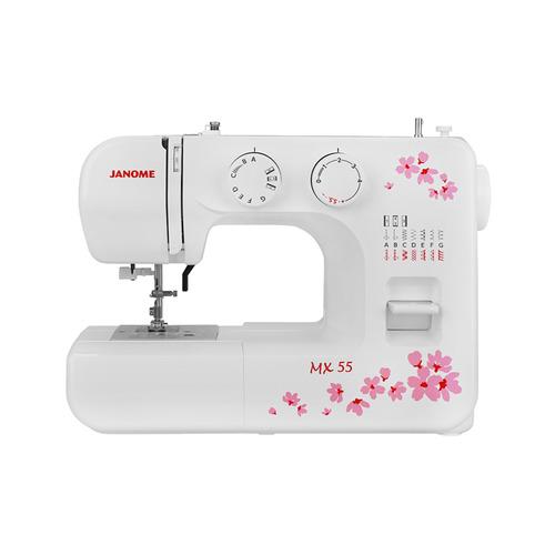 Швейная машина JANOME MX 55 белый janome mx 77 белый