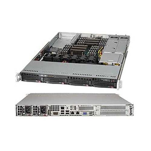 лучшая цена Платформа SuperMicro SYS-6018R-WTRT 3.5
