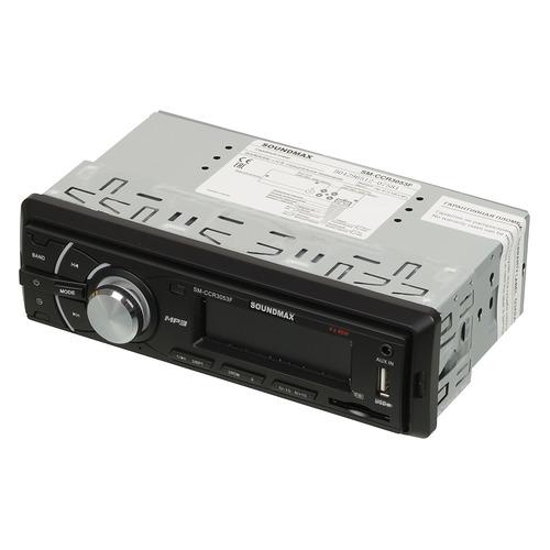 цена на Автомагнитола SOUNDMAX SM-CCR3053F, USB, SD/MMC