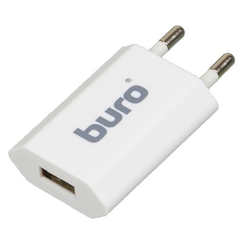 Фото - Сетевое зарядное устройство BURO TJ-164w, USB, 1A, белый сетевое оборудование