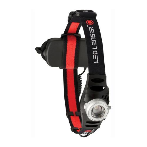 Налобный фонарь LED LENSER H6, черный [7296] фонарь led lenser h6 7296