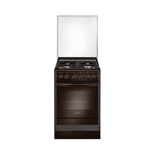 Газовая плита GEFEST ПГ 5300-02 0047, газовая духовка, коричневый