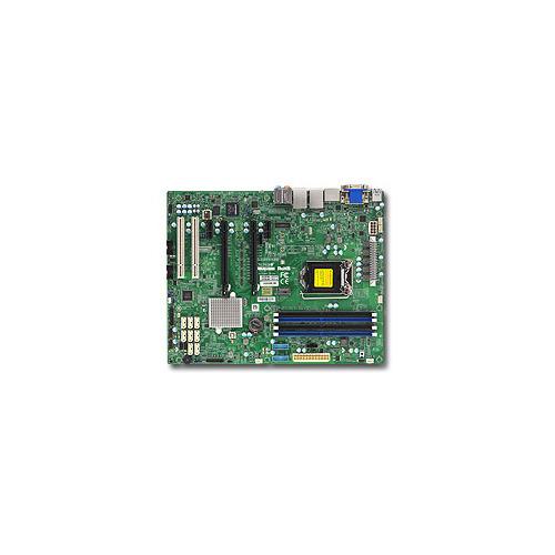 Серверная материнская плата SUPERMICRO MBD-X11SAE-F-O, Ret