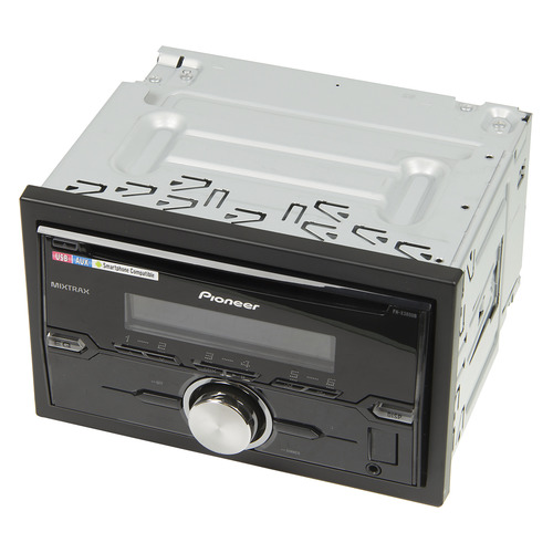 Автомагнитола PIONEER FH-X380UB, USB автомагнитола cd mp3 pioneer fh x730bt