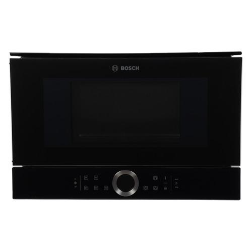цена на Микроволновая Печь Bosch BFL634GB1 21л. 900Вт черный (встраиваемая)
