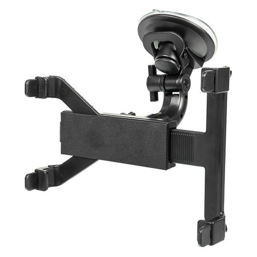 Автомобильный держатель WIIIX KDS-2U, для планшетных компьютеров, черный запчасти для планшетных устройств tpt 070 316 d70gt