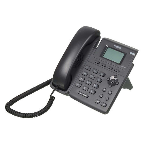 SIP телефон YEALINK SIP-T19P E2 sip телефон yealink sip t46u
