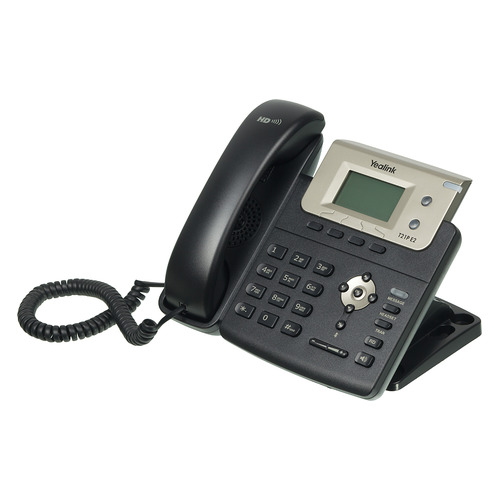 SIP телефон YEALINK SIP-T21P E2 sip телефон yealink sip t21 e2