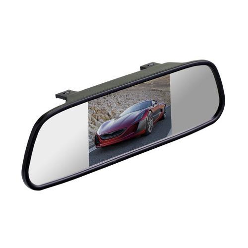 зеркало заднего вида главдор gl 485 1шт 53037 Зеркало заднего вида с монитором SILVERSTONE F1 Interpower IP Mirror 5