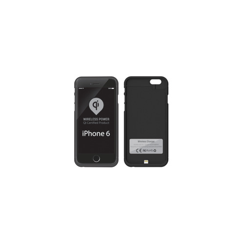 лучшая цена Чехол с функцией беспроводной зарядки UPVEL UQ-CI6 STINGRAY, для Apple iPhone 6/6S, черный