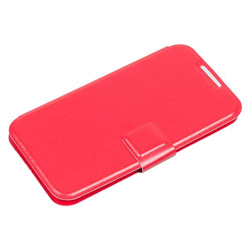 цены Чехол (флип-кейс) REDLINE iBox Universal, для универсальный 4.2-5