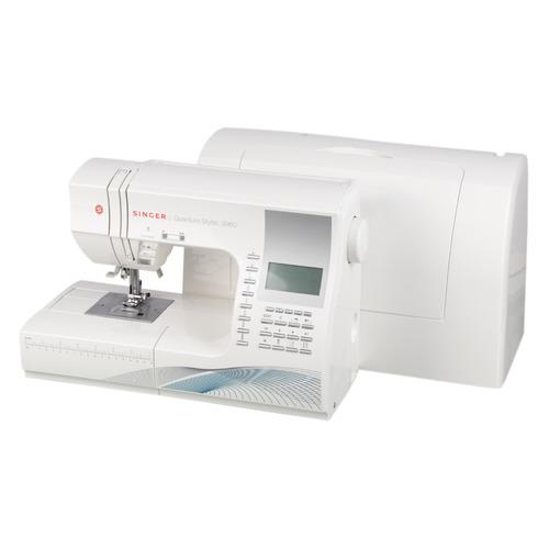 Швейная машина SINGER Quantum Stylist 9960 белый