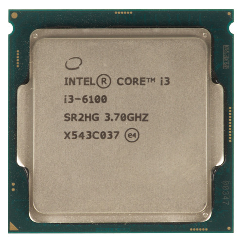 Процессор INTEL Core i3 6100, LGA 1151 OEM monitoring the preferred pc dvr g5314 motherboard ddr3 supports core integrated graphics 5 pci 90