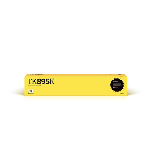 Картридж T2 TK-895K, черный [tc-k895b] new original kyocera fs c8020 c8025 c8520 c8525 toner cartridge tk 898y net weight 360g
