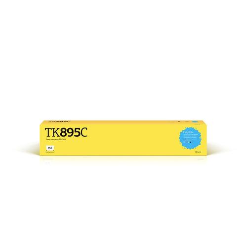 Картридж T2 TK-895C, голубой [tc-k895c] все цены
