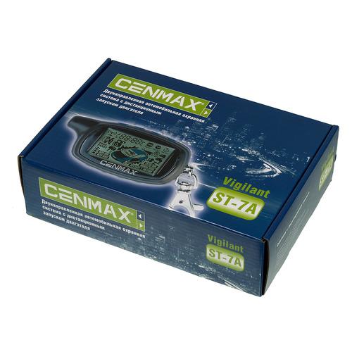 Автосигнализация CENMAX Vigilant ST7 A