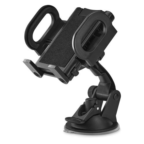 Держатель Buro JZ-05W черный для смартфонов 2.5-6 держатель buro jz 05w black