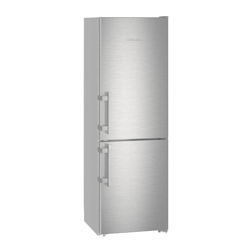 лучшая цена Холодильник LIEBHERR CNef 3515, двухкамерный, нержавеющая сталь