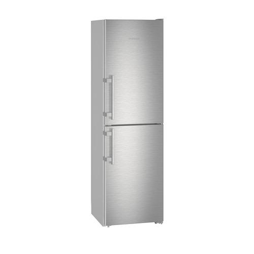 Холодильник LIEBHERR CNef 3915, двухкамерный, нержавеющая сталь цена 2017
