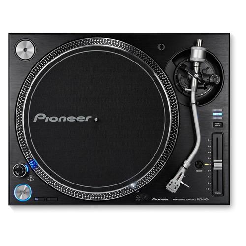 Фото - Проигрыватель винила Pioneer PLX-1000 ручной черный проигрыватель винила pioneer plx 500 w ручной белый