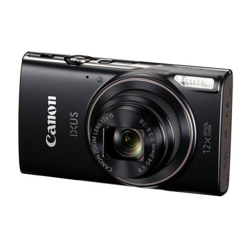 Фото - Цифровой фотоаппарат CANON IXUS 285HS, черный видео