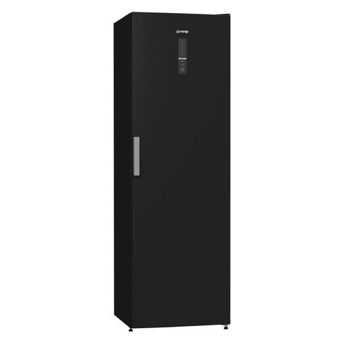 Холодильник GORENJE R6192LB, однокамерный, черный холодильник gorenje rb4091anw белый однокамерный