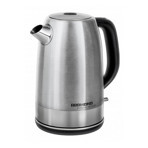 Чайник электрический REDMOND RK-M149, 2200Вт, серебристый цена