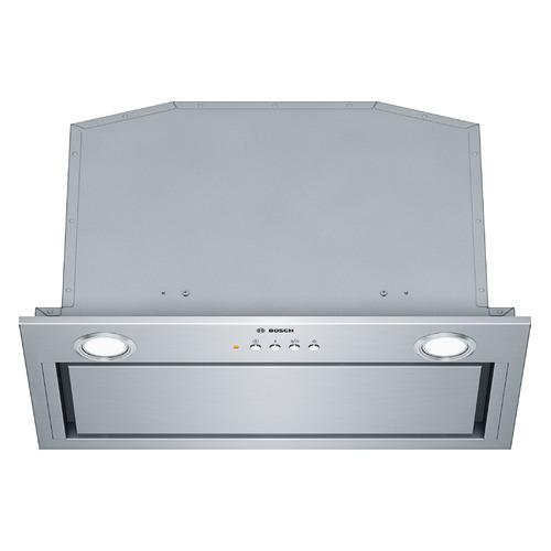 лучшая цена Вытяжка встраиваемая Bosch DHL575C нержавеющая сталь управление: кнопочное (1 мотор)