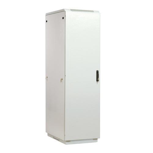 Шкаф коммутационный ЦМО (ШТК-М-42.6.8-3ААА) 42U 600x800мм пер.дв.металл задн.дв.стал.лист 2 бок.пан.