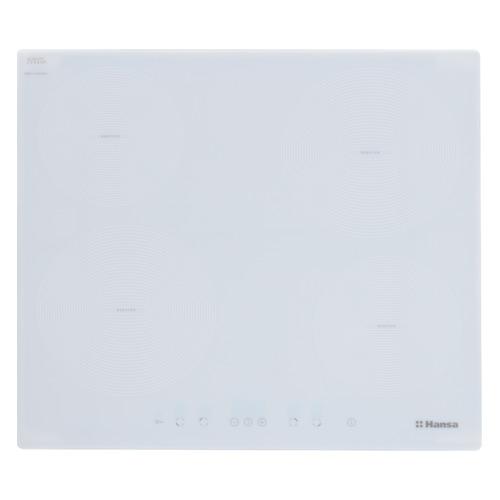 Варочная панель HANSA BHIW68308, индукционная, независимая, белый