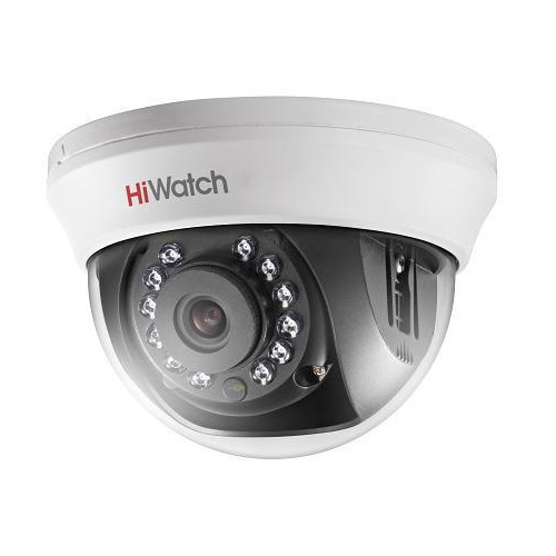 Камера видеонаблюдения HIKVISION HiWatch DS-T101, 720p, 3.6 мм, белый DS-T101 по цене 1 420