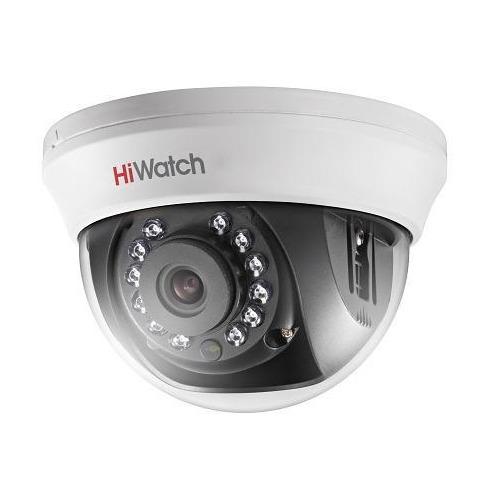 Камера видеонаблюдения HIKVISION HiWatch DS-T201, 1080p, 3.6 мм, белый DS-T201 по цене 2 160