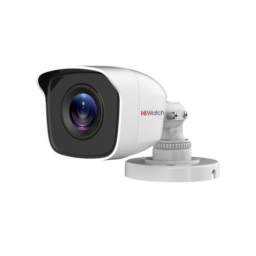 Камера видеонаблюдения HIKVISION HiWatch DS-T200, 1080p, 3.6 мм, белый цены