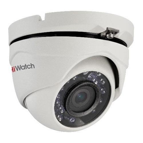 Фото - Камера видеонаблюдения HIWATCH DS-T203(B), 1080p, 2.8 мм, белый камера видеонаблюдения hiwatch ds t203 b 6 мм белый