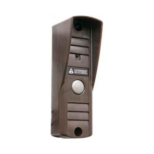 цена на Видеопанель FALCON EYE AVP-505 (PAL), цветная, накладная, коричневый