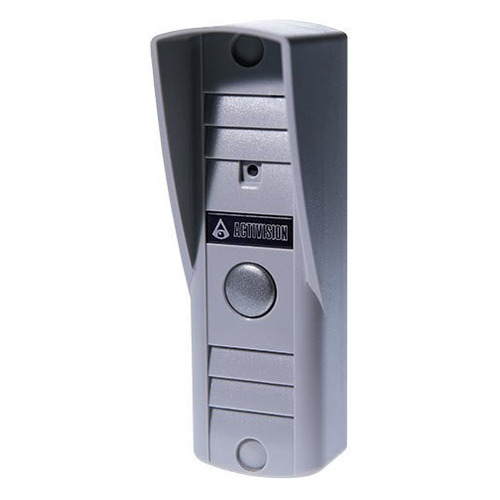 цена на Видеопанель FALCON EYE AVP-505, цветная, накладная, светло-серый