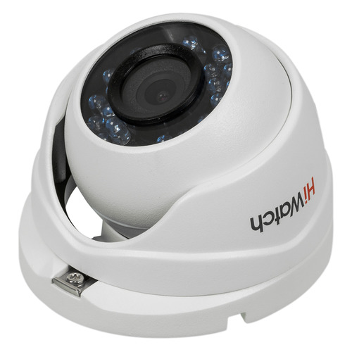 все цены на Камера видеонаблюдения HIKVISION HiWatch DS-T103, 3.6 мм, белый онлайн