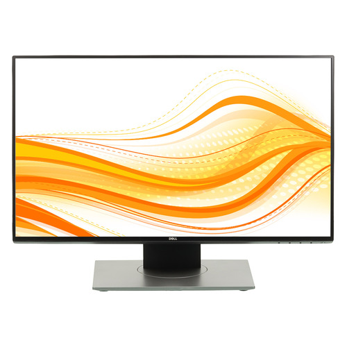 "Монитор DELL UltraSharp U2417H 23.8"", черный и серый [417h-2139]"