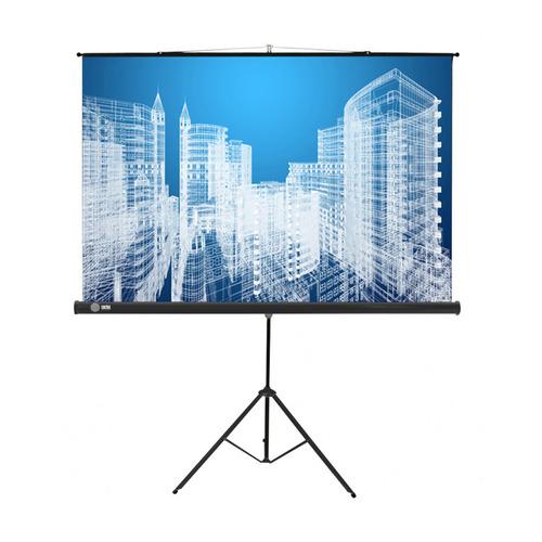 Фото - Экран CACTUS Triscreen CS-PST-104x186, 186х104.4 см, 16:9, напольный черный кеды мужские vans ua sk8 mid цвет белый va3wm3vp3 размер 9 5 43