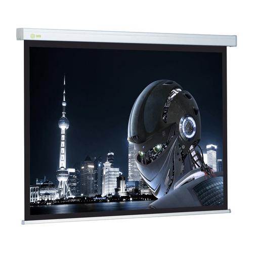 Фото - Экран CACTUS Wallscreen CS-PSW-127X127, 127х127 см, 1:1, настенно-потолочный белый кеды мужские vans ua sk8 mid цвет белый va3wm3vp3 размер 9 5 43
