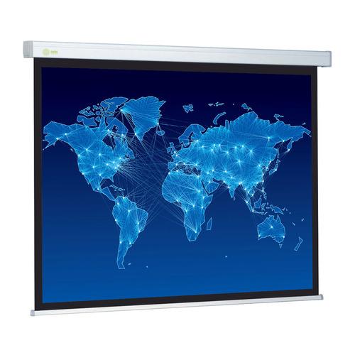 Фото - Экран CACTUS Wallscreen CS-PSW-149x265, 265.7х149.4 см, 16:9, настенно-потолочный белый экран cactus wallscreen cs psw 149x265 265 7х149 4 см 16 9 настенно потолочный белый