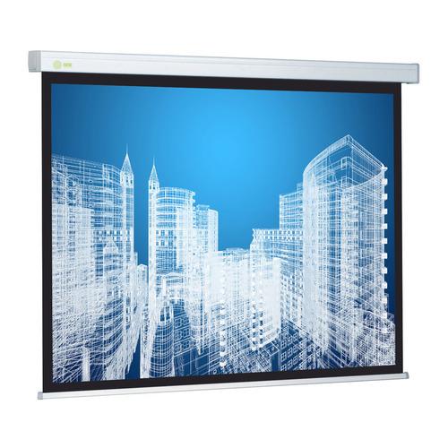 Фото - Экран CACTUS Wallscreen CS-PSW-187x332, 332х187 см, 16:9, настенно-потолочный белый экран cactus wallscreen cs psw 149x265 265 7х149 4 см 16 9 настенно потолочный белый