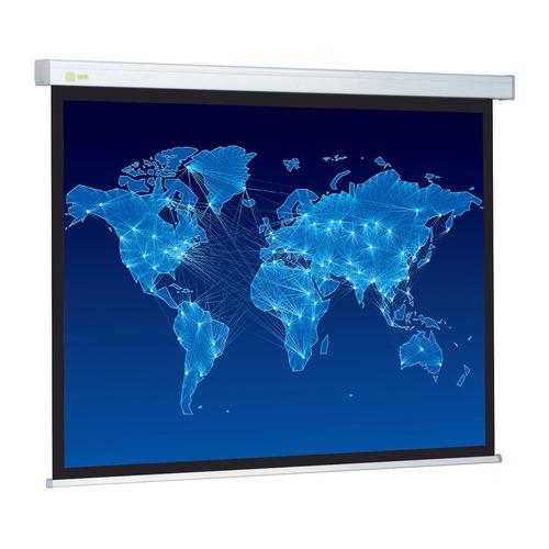 Фото - Экран CACTUS Wallscreen CS-PSW-152x203, 203х152 см, 4:3, настенно-потолочный белый кеды мужские vans ua sk8 mid цвет белый va3wm3vp3 размер 9 5 43